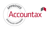 Approved Accountax Specialist Advisers Logo